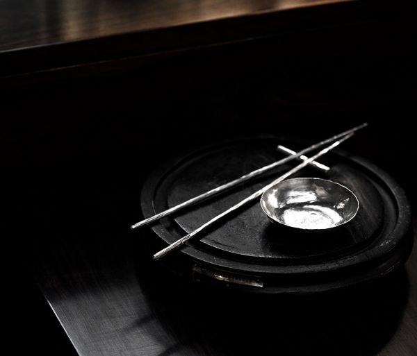 chopsticks set + table mat