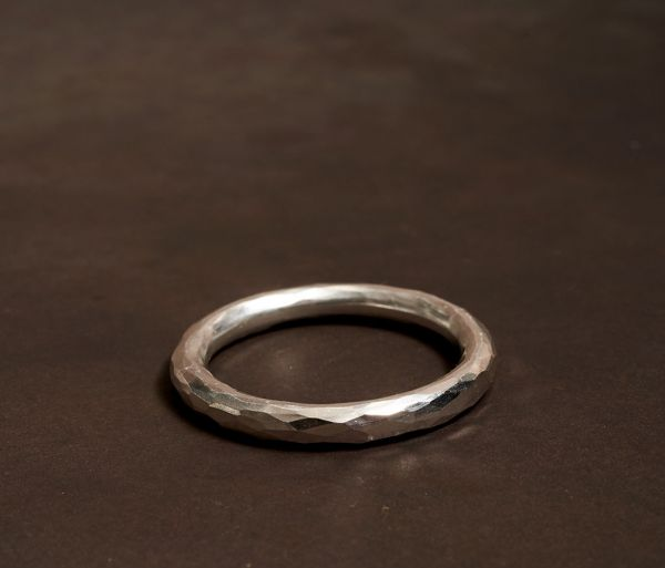 ring classic round forged