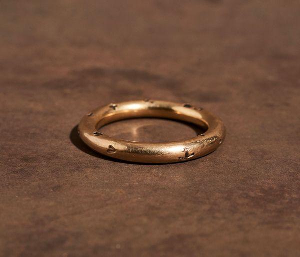 ring round faith love hope gold