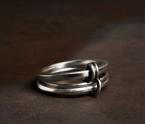 connected ring infinity