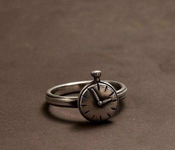 ring symbol clock