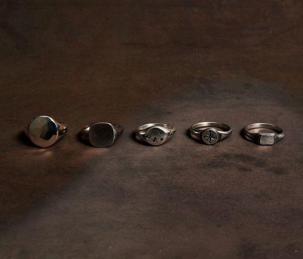 ring symbol windrose