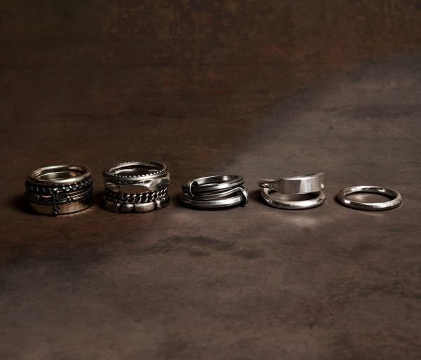 cross ring forged