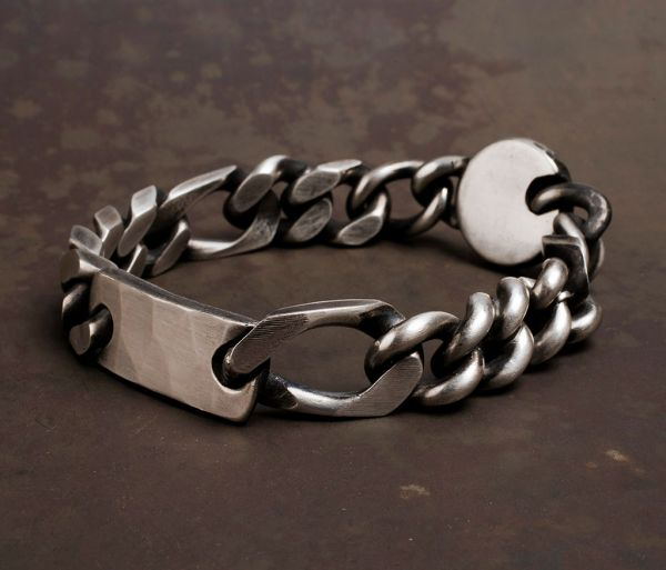 bracelet mixed round tag