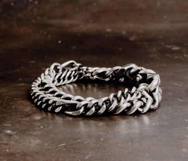 bracelet two chains
