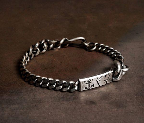 bracelet tag faith love hope