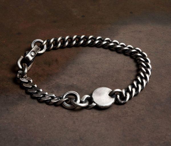 bracelet round tag