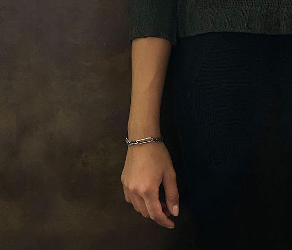 fine bracelet trace links