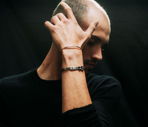 bracelet fine faith love hope