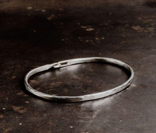 bangle hook forged