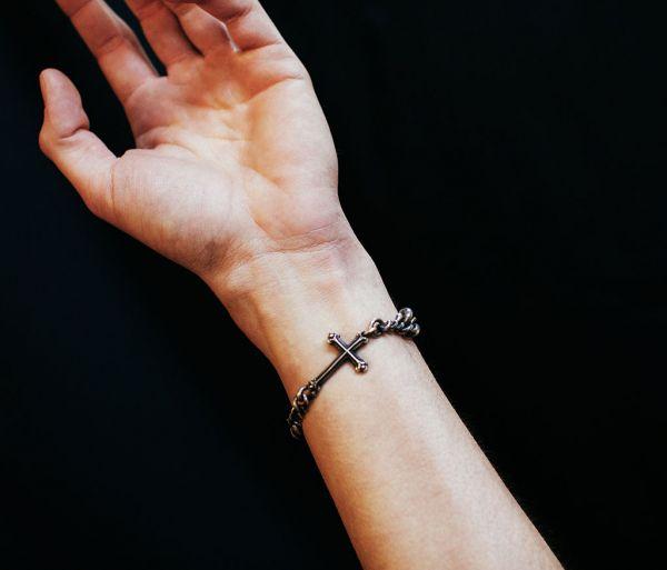 bracelet faith love hope