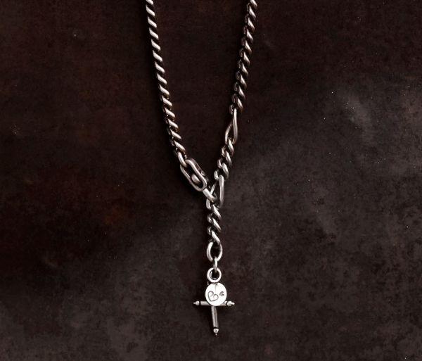 necklace faith love hope