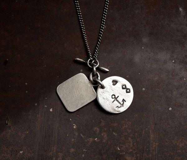 fine chain faith love hope