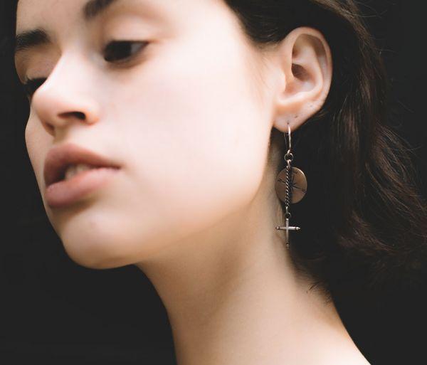 earrings windrose
