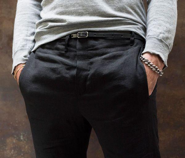 fine belt rivet