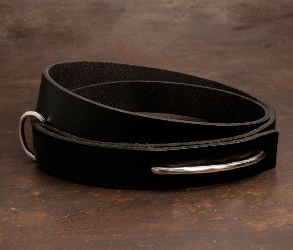 belt hammered bow