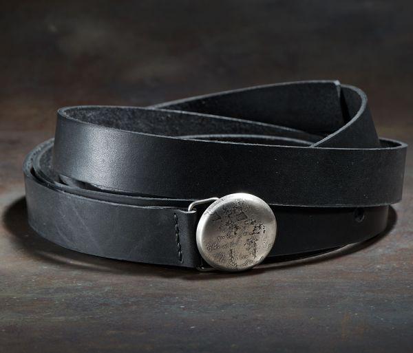 belt wound badge