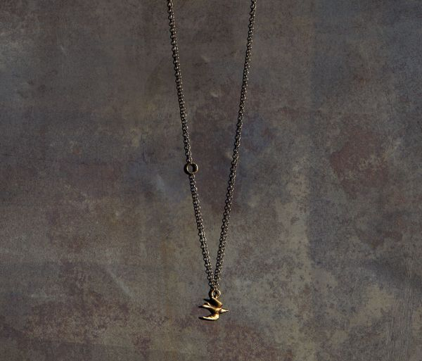 chain mini swallow gold