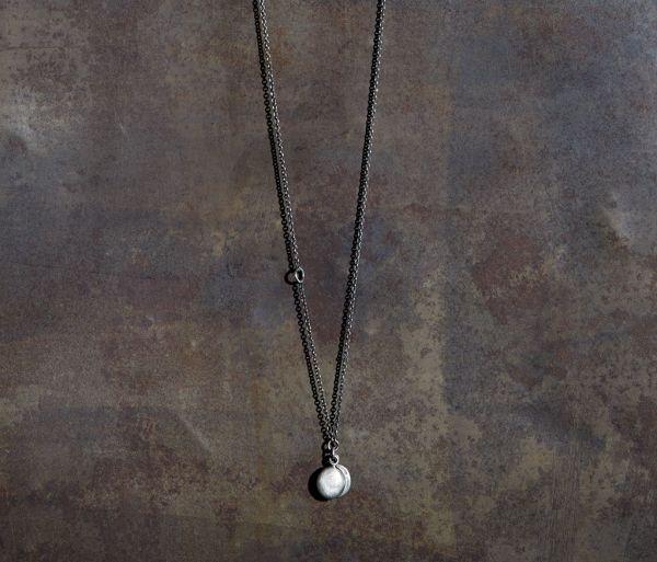 chain mini medallion