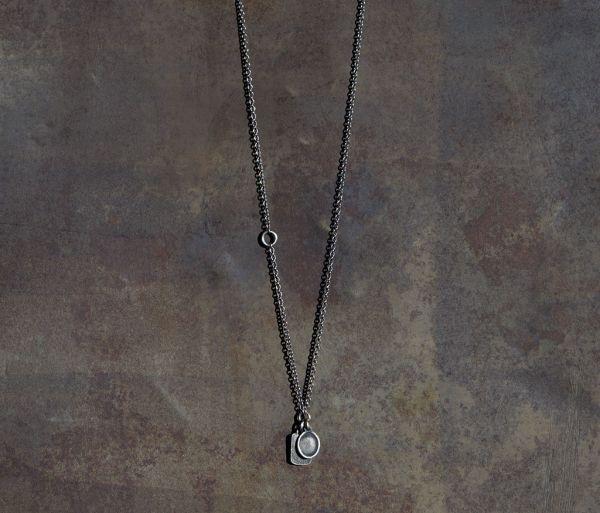 chain mini two tags