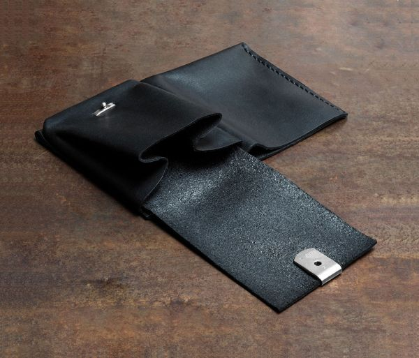 wallet #4 hammered